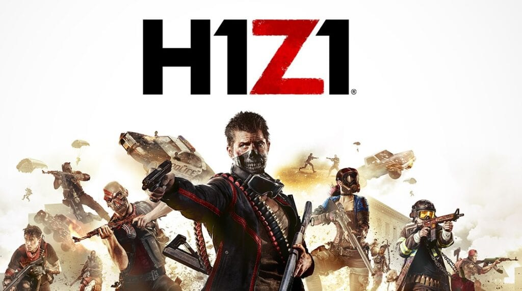 H1Z1 Battle Royale Port Announced For PlayStation 4, Open Beta Coming Soon