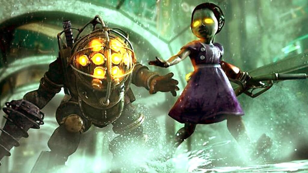 Secret BioShock Game