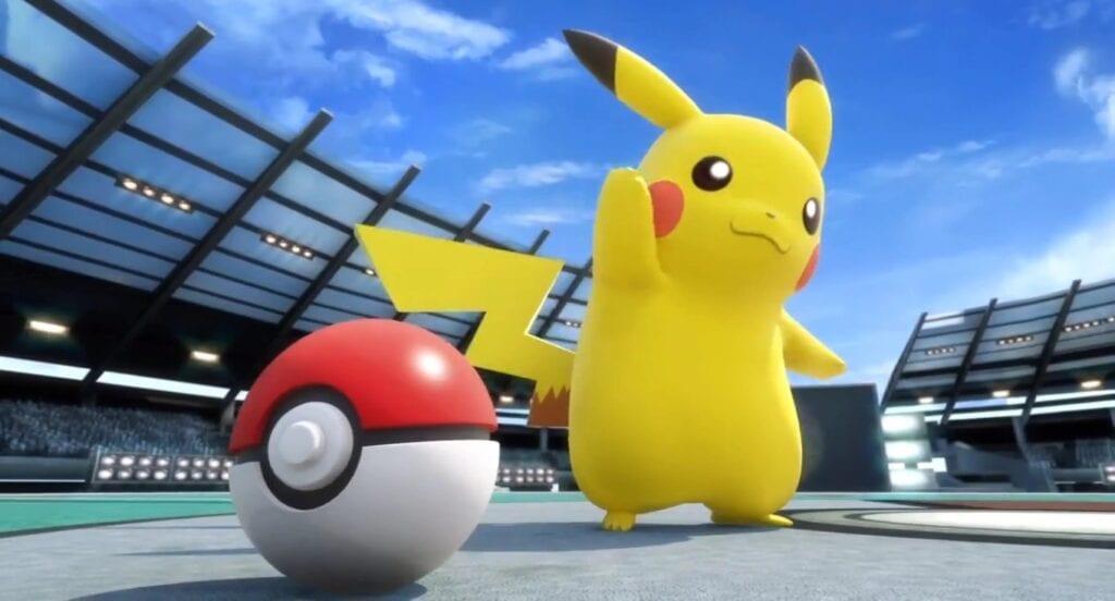Pokémon Game