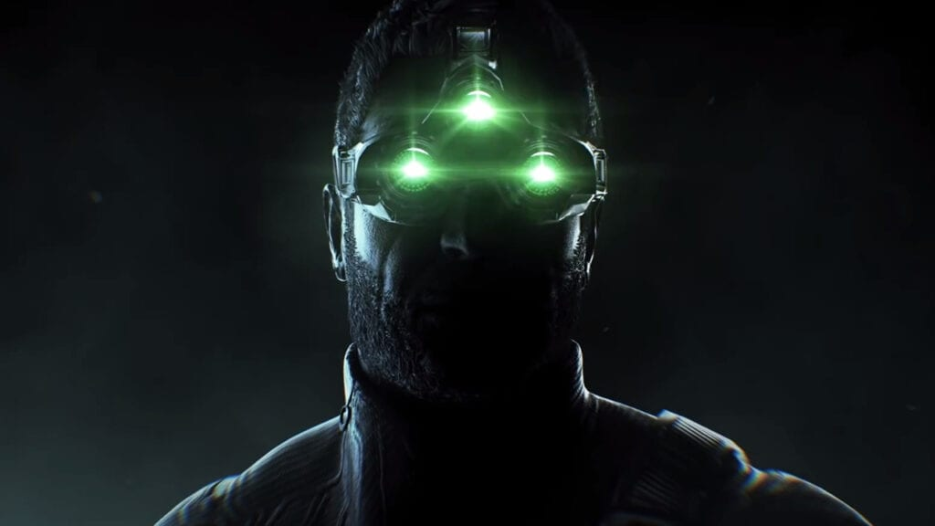 Wildlands Update Splinter Cell