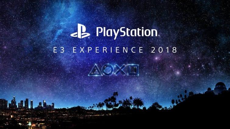 PlayStation E3 2018 Presentation