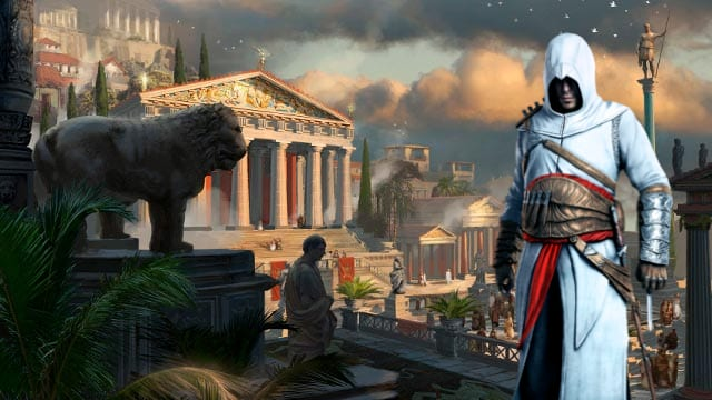 'Assassin's Creed Odyssey' Details Leaked, Official Merchandise Revealed