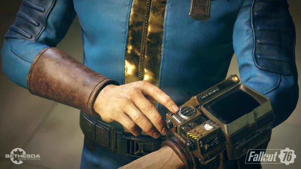 Call Fallout 76