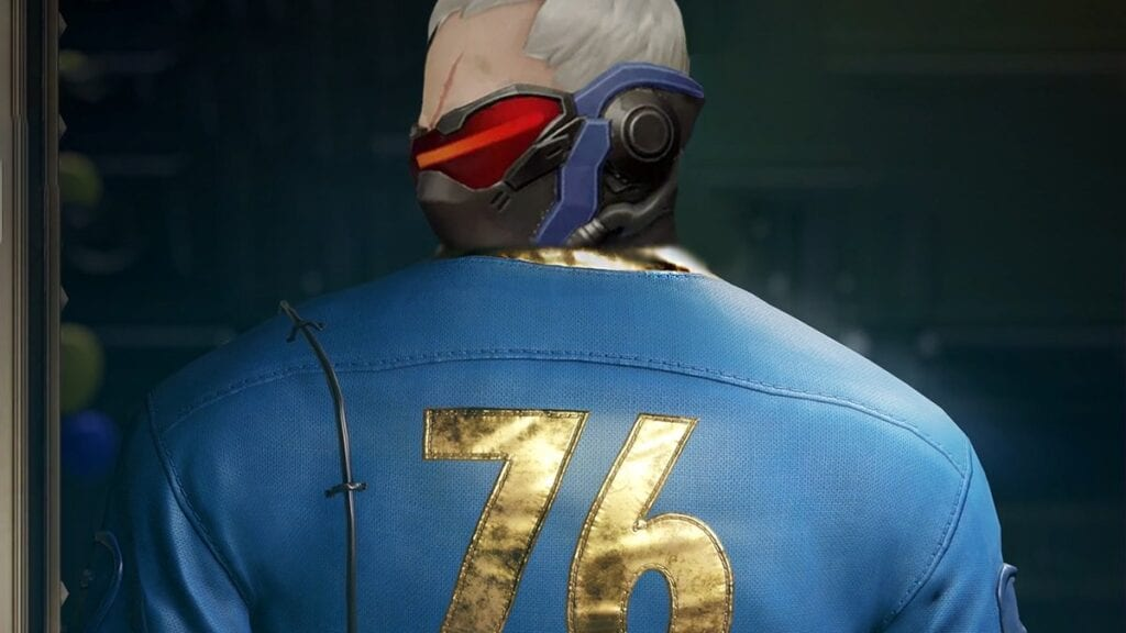 Fallout 76 - Soldier 76
