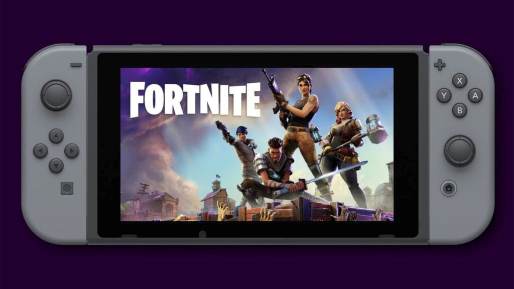 Fortnite Reportedly Coming To Nintendo Switch