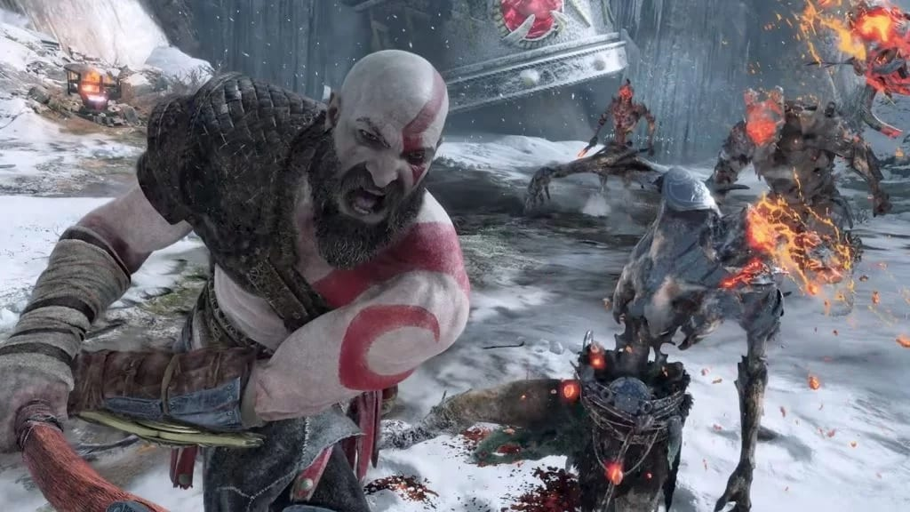 God Of War Photo Mode Coming Soon, Remapping Options For Spartan Rage