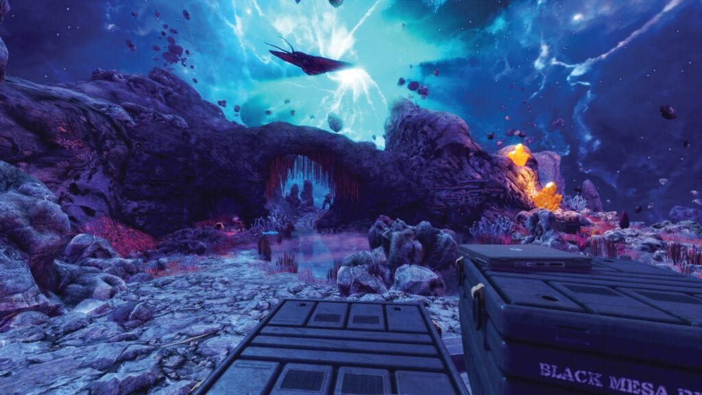 Half-Life Remake Project Black Mesa Announces New 'Xen Engine' Patch