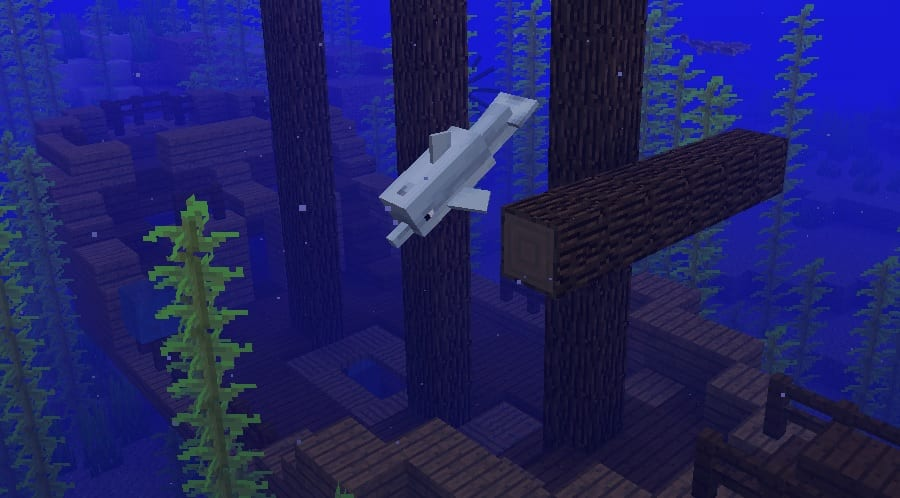 Minecraft 'Update Aquatic' Coming Soon To Legacy Consoles