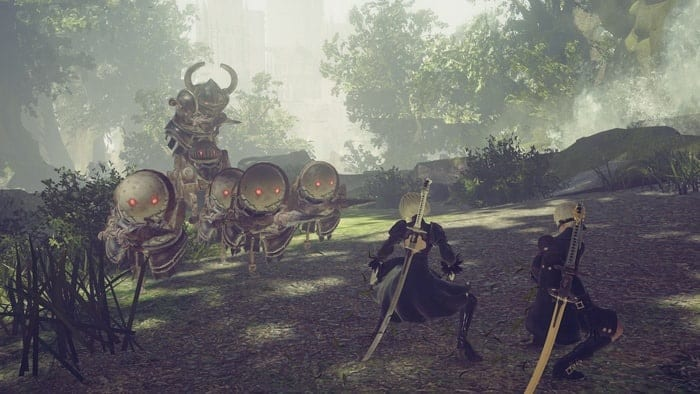 NieR: Automata Reportedly Coming To Xbox One
