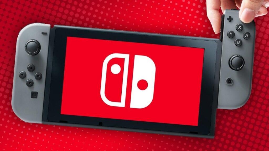 Nintendo Switch patent infringement