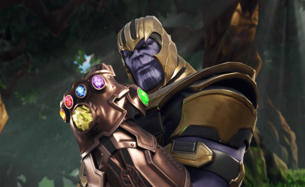 Fortnite - Thanos