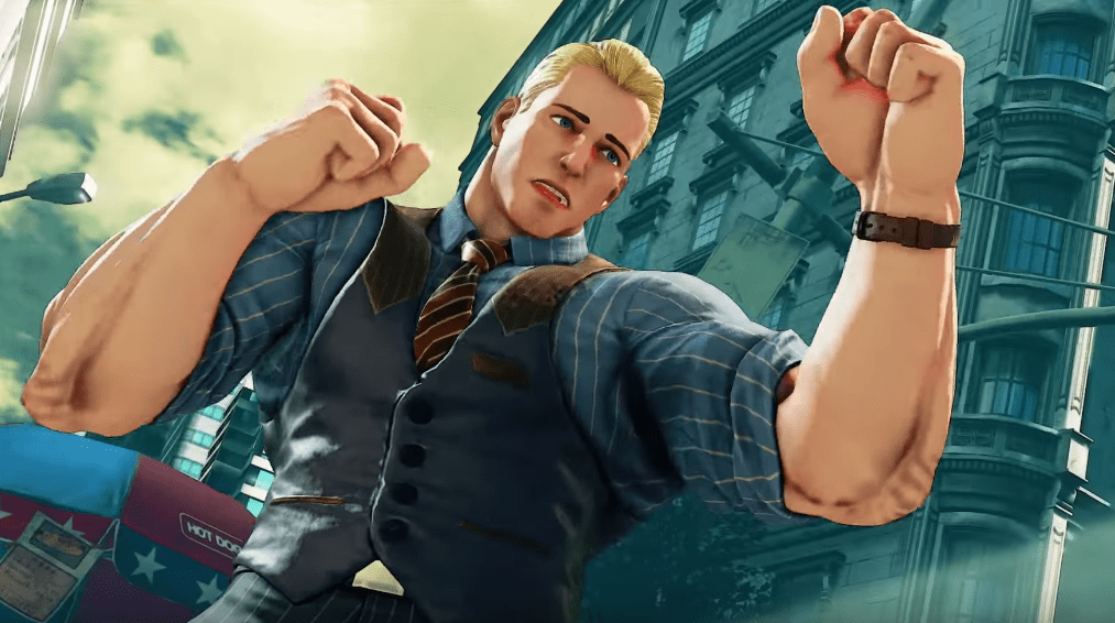 Street Fighter V Cody