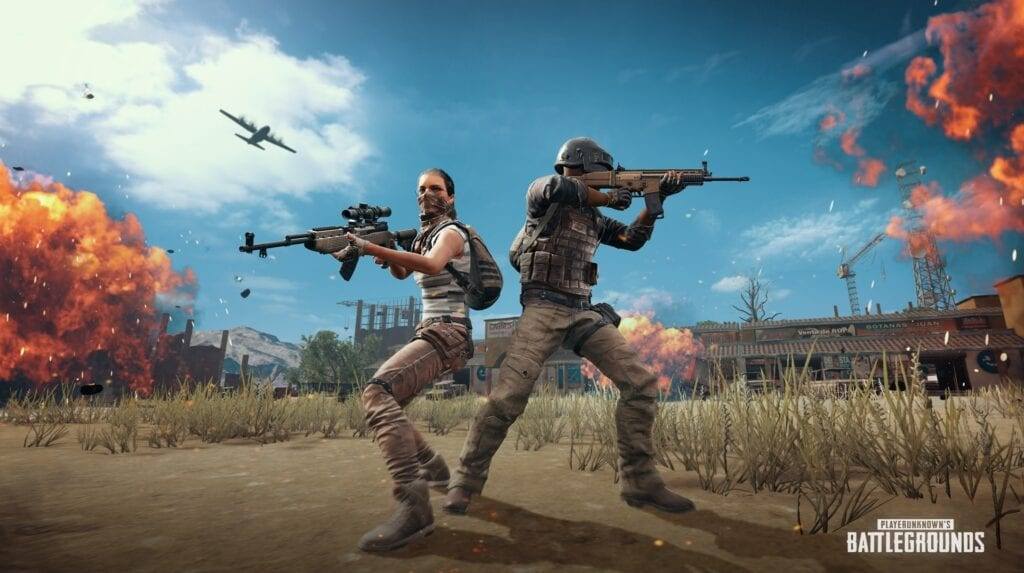 PUBG War Mode Debuts On Miramar For Insane Five-Man Squad Action