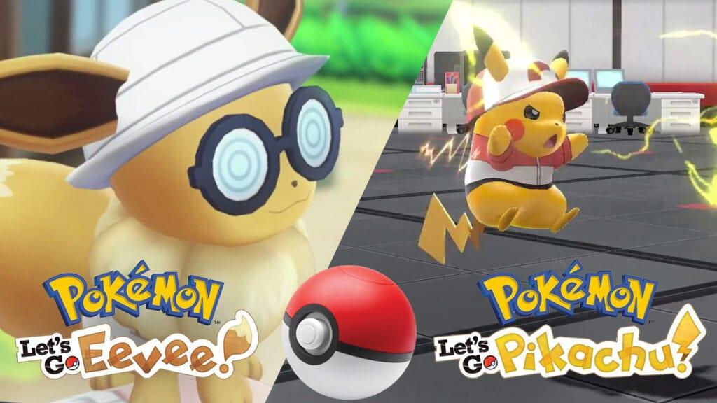 PokémonLet's Go