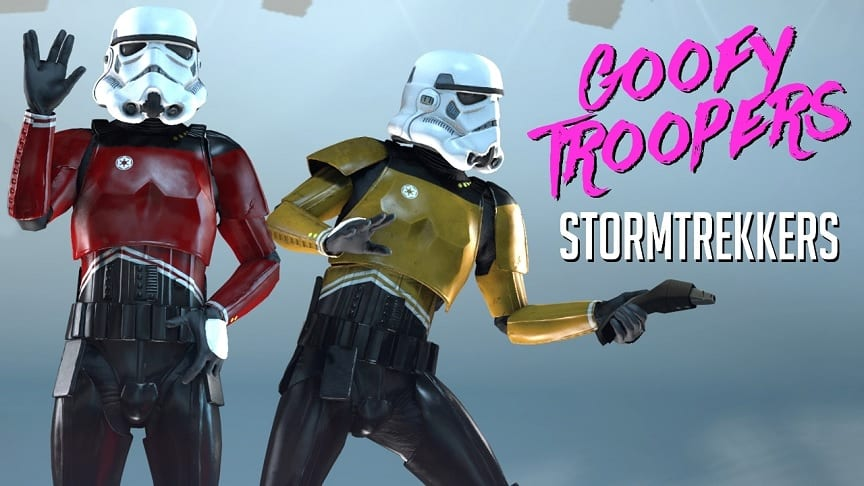 Star Wars Battlefront 2 Mod Introduces Goofy Star Trek 'Stormtrekkers'