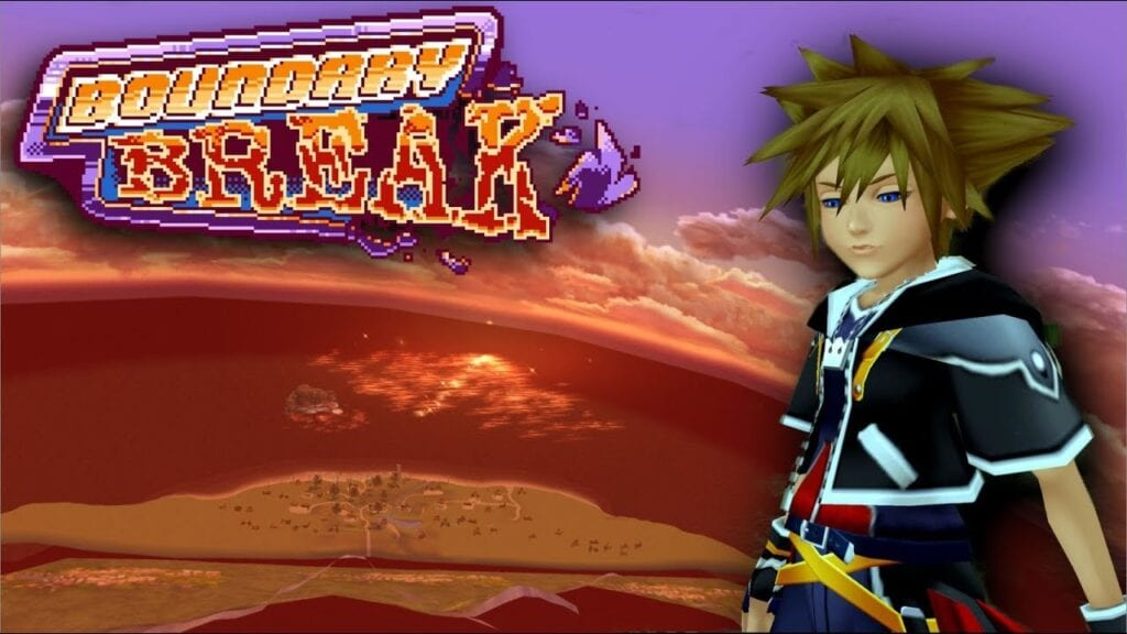 Kingdom Hearts 2 Boundary Break