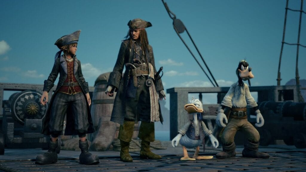 Kingdom Hearts 3 Director