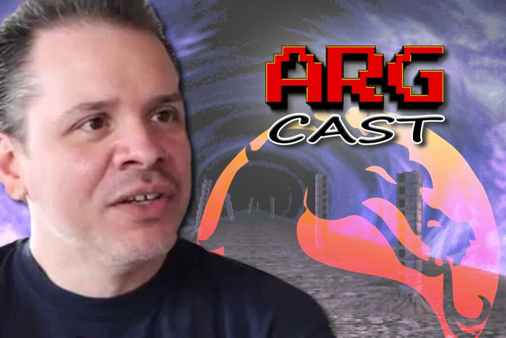 ARGcast Mini #14: Making Mortal Kombat with John Tobias