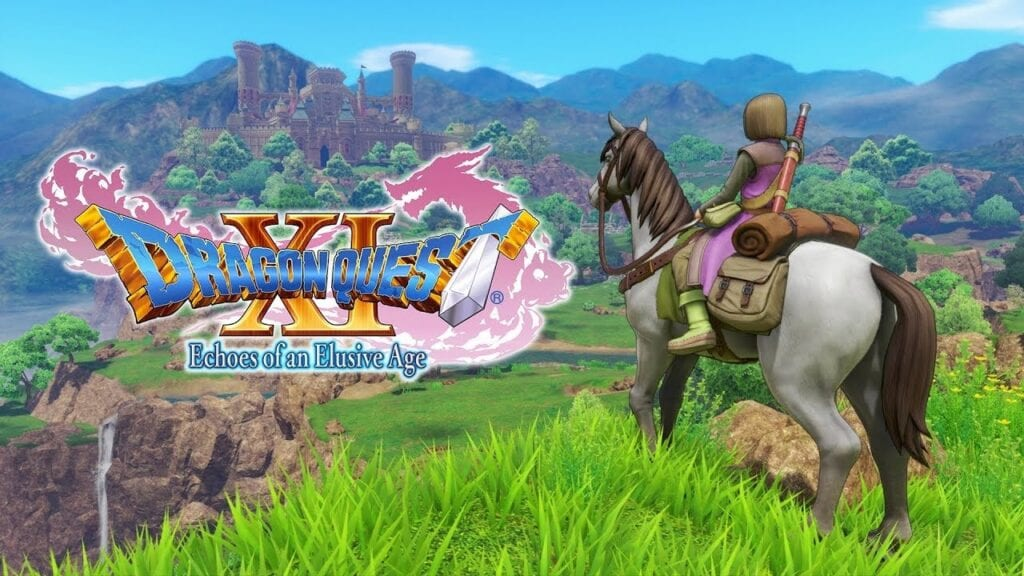 Dragon Quest XI Trailer Revealed At E3 2018 (VIDEO)