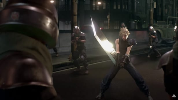 Final Fantasy VII Remake Officially Beyond 'Early Concept Stages'