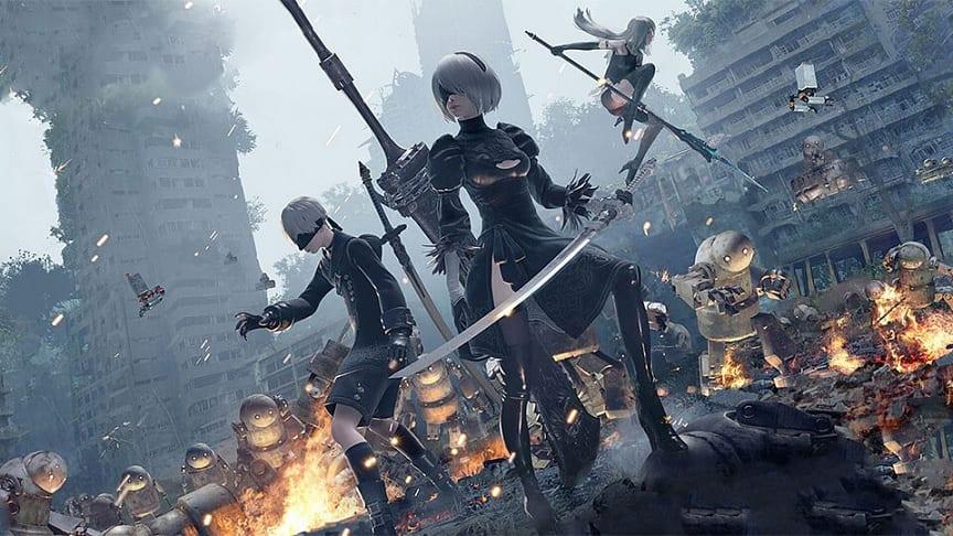 NieR: Automata Director Yoko Taro Wants A Switch Port, Says To Ask Platinum Games