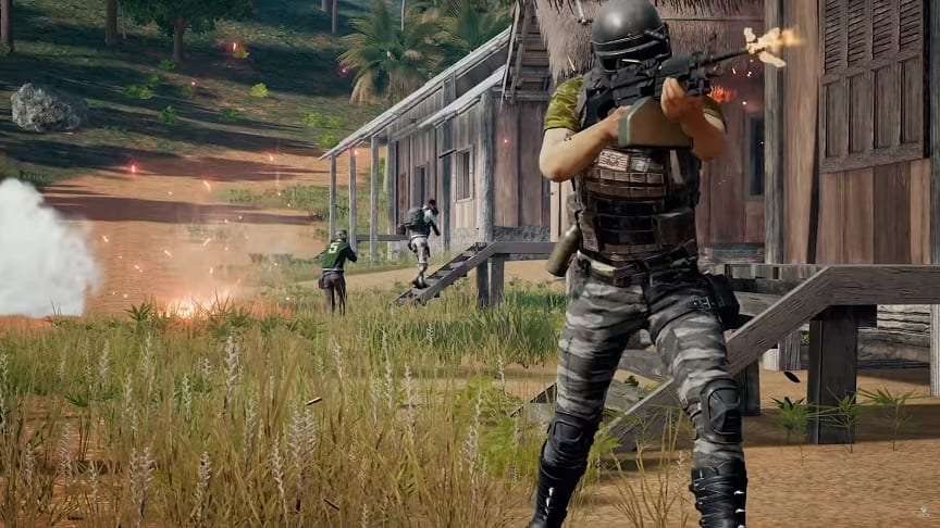 E3 2018: PUBG Snow Map Teased For Winter 2018 (VIDEO)
