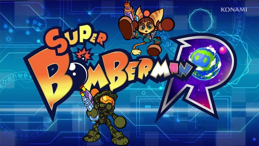 Super Bomberman R To Feature Original Voices For Master Chief, Ratchet & Clank (VIDEO)