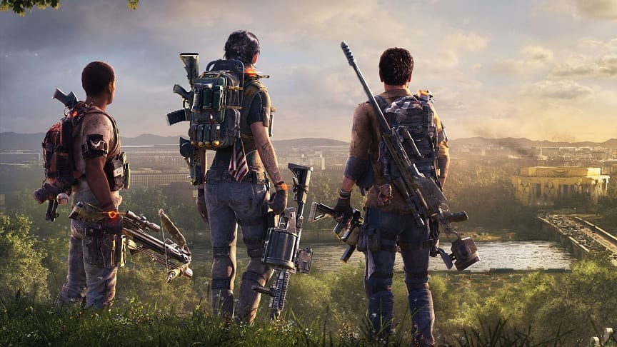 The Division 2 Will Feature Multiple Raids In The First Year