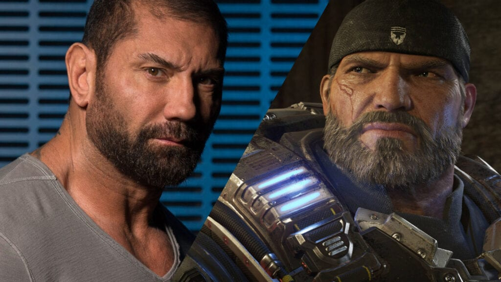 Dave Bautista Gears of War Movie