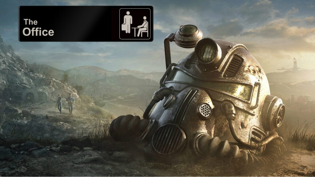 Fallout 76 - The Office