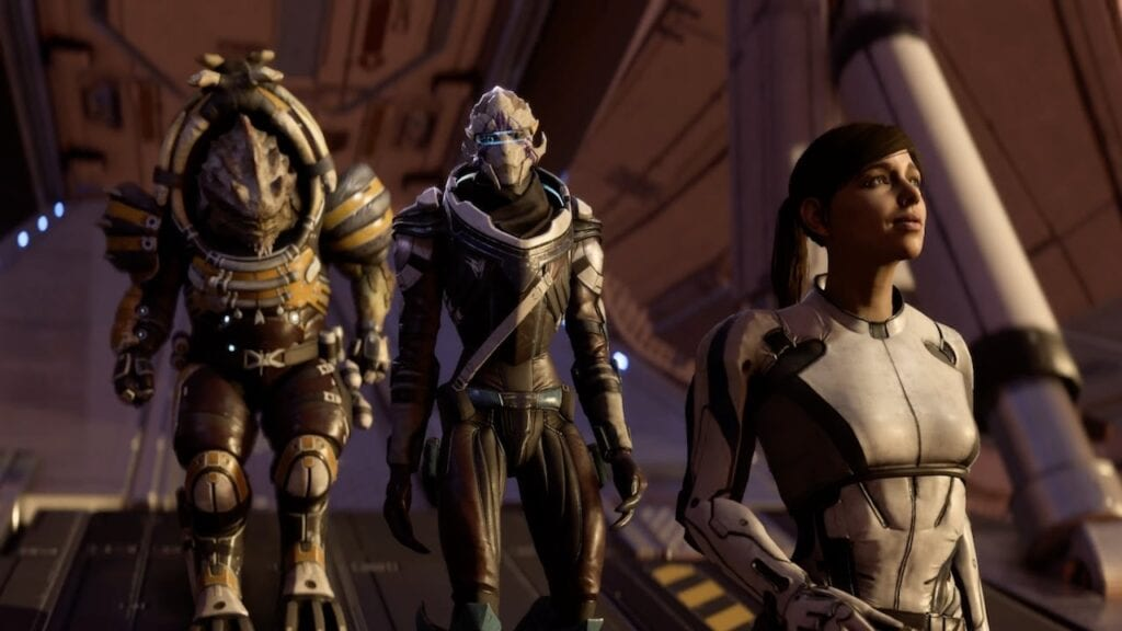 Mass Effect hiatus