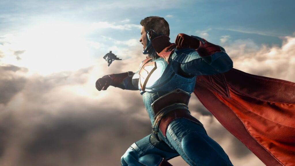 Superman Game