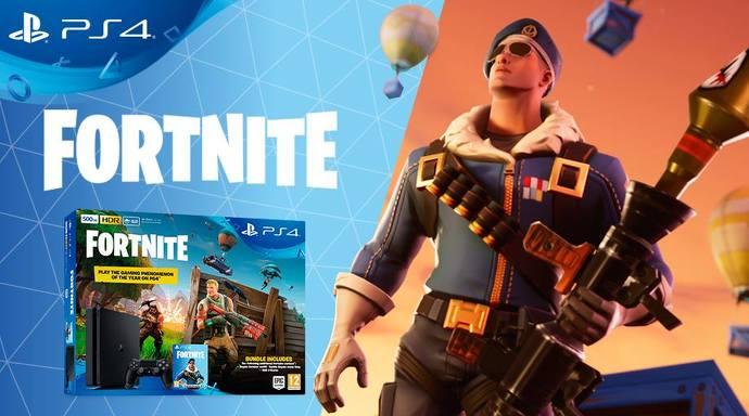 Fortnite PS4
