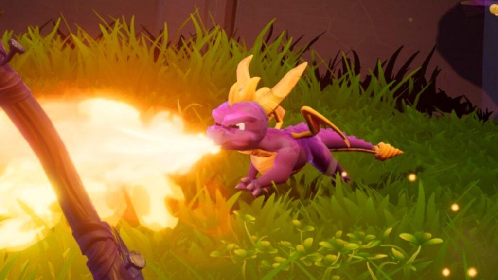 Spyro Trilogy Gameplay