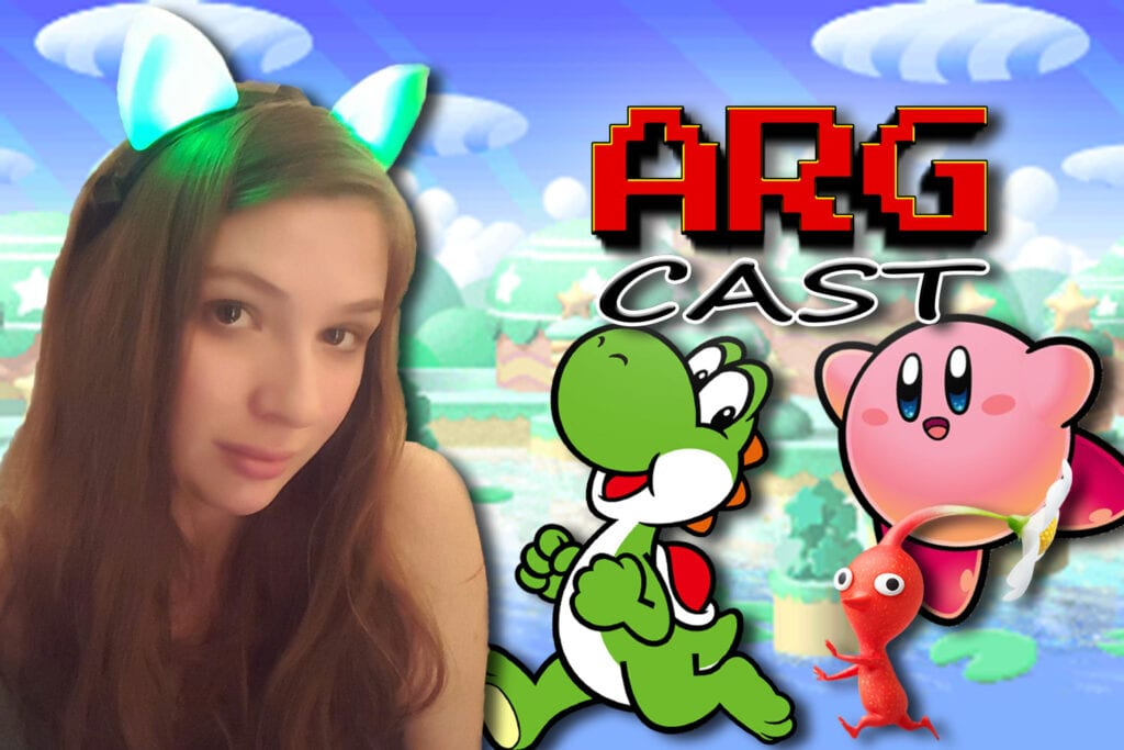 ARGcast #118: The Cutest Retro Games with Starlight Skyes