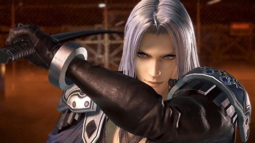 This Final Fantasy VII Sephiroth Statue Is The Perfect Tribute To The One-Winged Angel