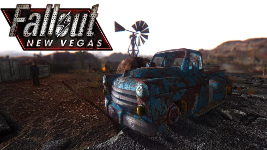 Fallout New Vegas Beautification Project Aims To Revitalize Game
