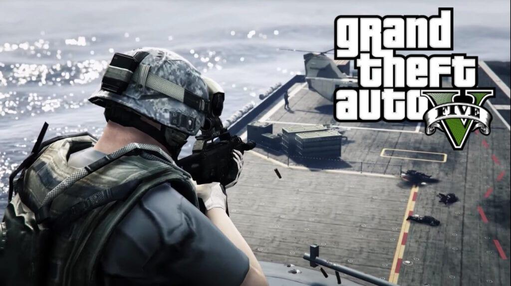 GTA 5 Warfare Mod Brings 20v20 Firefights To Los Santos (VIDEO)