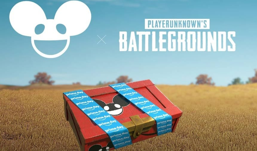 PUBG Exclusive Deadmau5 Crate Revealed, Limited Time Only!