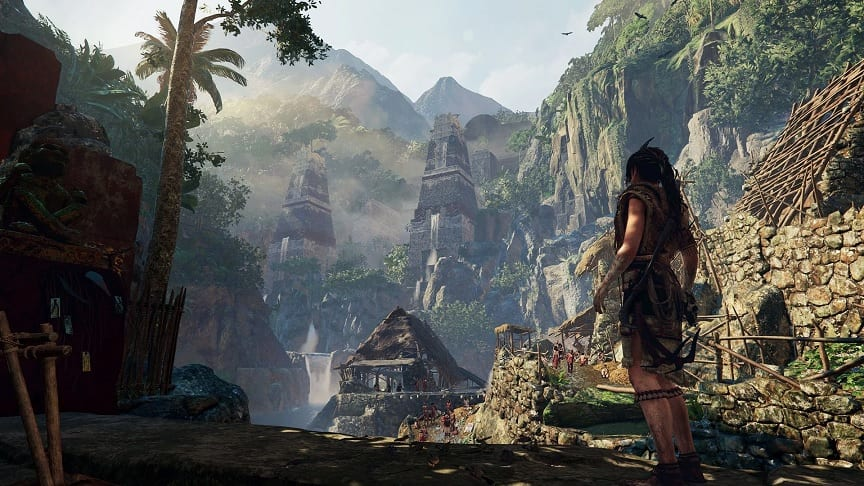 Shadow Of The Tomb Raider Gameplay Trailer Revealed Featuring Paititi Hub City (VIDEO)