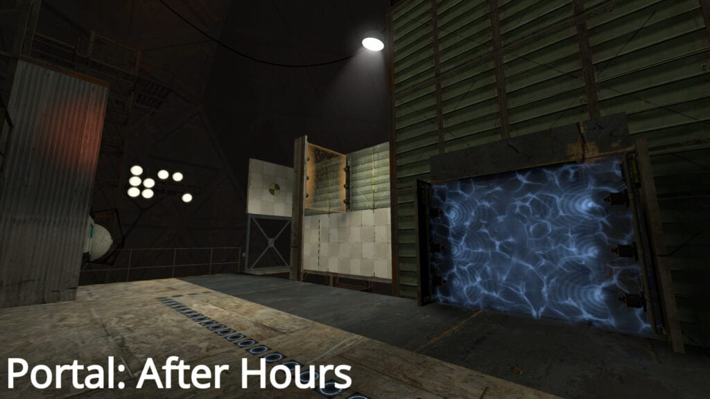Portal: After Hours Mod Launches 'Episode One' Next Month (VIDEO)