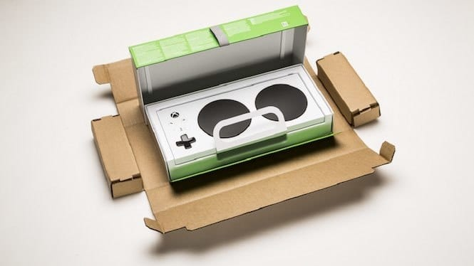 Xbox One Adaptive Controller Features Easy Access Packaging (VIDEO)