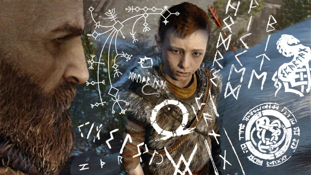 War Runes God Of atreus