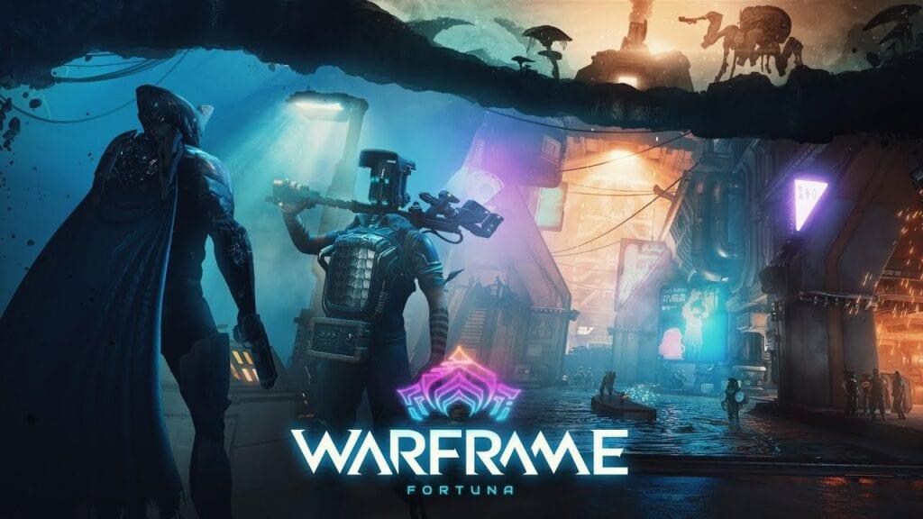 Warframe - Fortuna Update