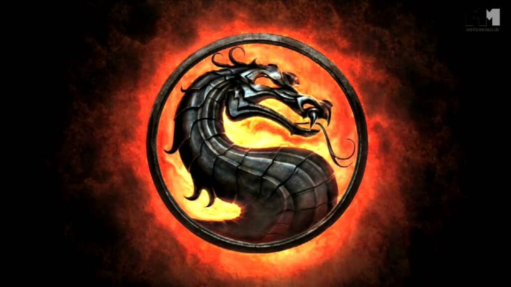 Mortal Kombat Logo https://www.youtube.com/watch?v=4TvVhURbpd4