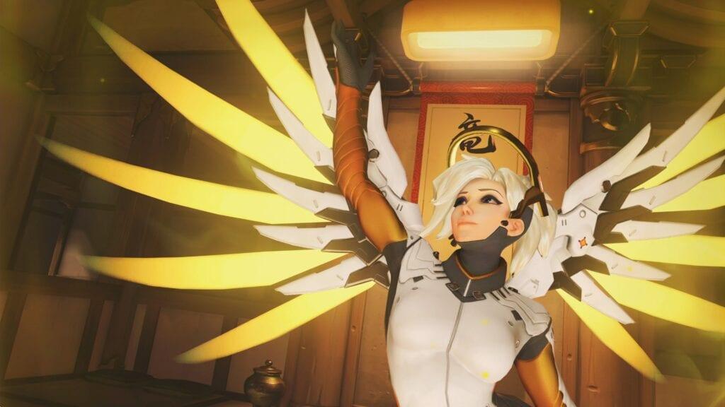 Overwatch Mercy
