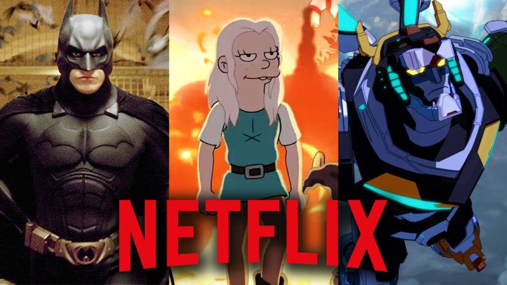Netflix August 2018