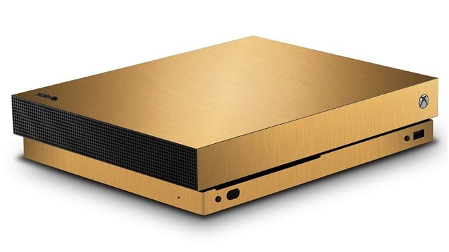Xbox Game Pass Quests - Gold Xbox One X Scorpio Edition