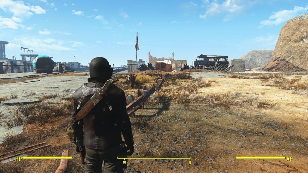 Fallout 4: New Vegas Won't Have Settlement Building