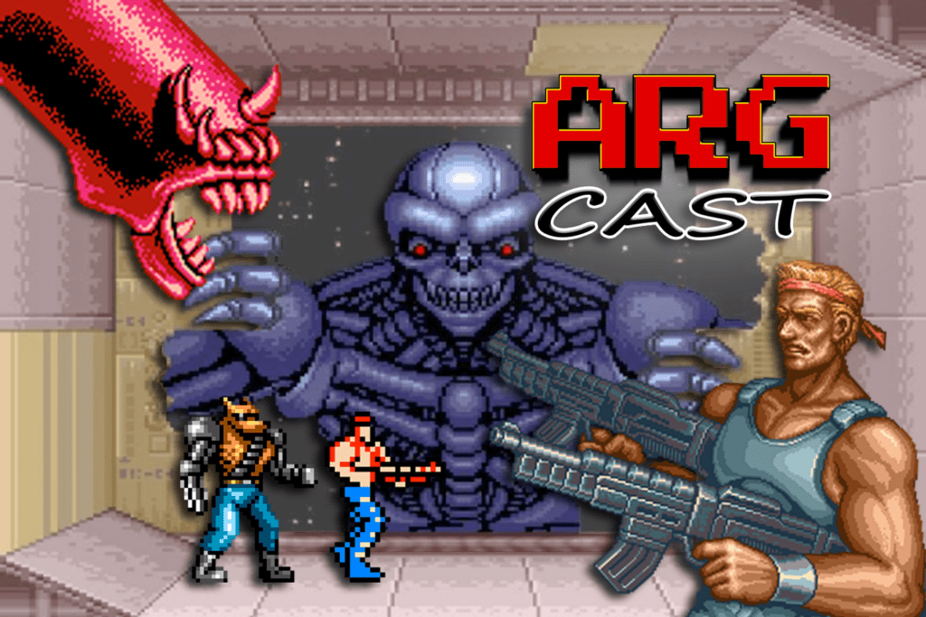 ARGcast #123: Running and Gunning Through the Contra Franchise